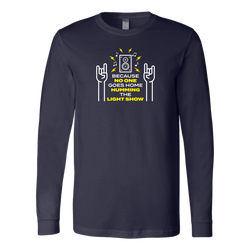 Humming The Light Show Long Sleeve Shirt