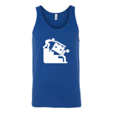 Load In Guys - Stair Battle Tank Top