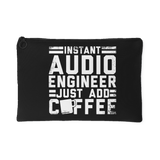 Instant Audio Engineer Just Add Coffee Gear Bag