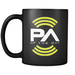 PA of the Day Logo Coffee Mug
