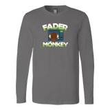 Fader Monkey Long Sleeve T-Shirt