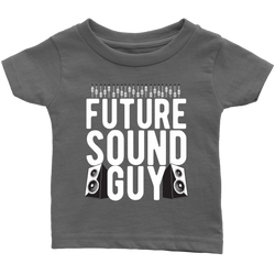 Future Sound Guy Kids Onesie and Tees