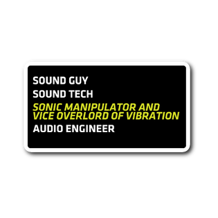 Sonic Manipulator and Vice Overlord of Vibration