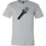 """Don't Cup The Mic"" Short Sleeve T-Shirt"