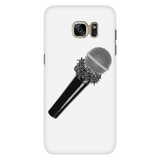 Don't Cup The Mic Android Samsung Phone Case