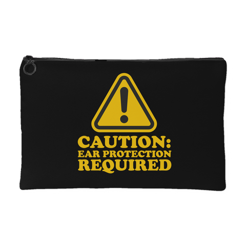 Caution: Ear Protection Required Gear Bag