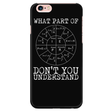 What Part Of Ohm's Law Don't You Understand iPhone Android Cell Phone Case