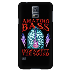 Amazing Bass (Guitar) How Sweet The Sound Android Phone Case