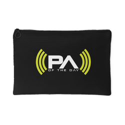 PA of the Day Logo Gear Bag