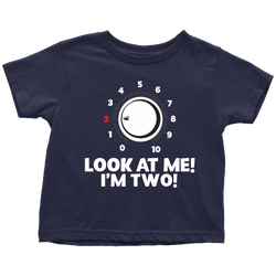 Look At Me - I'm Two Kids Tees