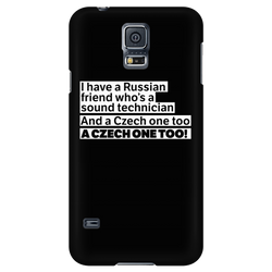 Czech One Too Phone Case