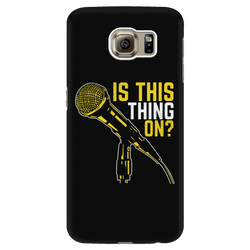 Is This Thing On? Android Cell Phone Case