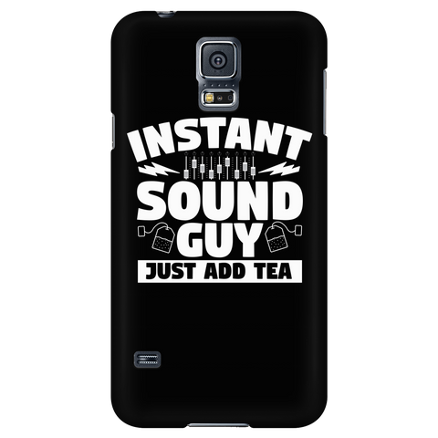 Instant Sound Guy Just Add Tea iPhone Android Cell Phone Case
