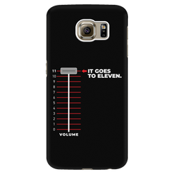 It Goes To Eleven Android Cell Phone Case