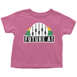 Future A1 Kids Onesie and Tees