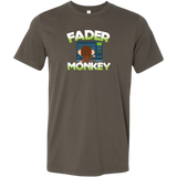 Fader Monkey Short Sleeve T-Shirt