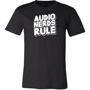 Audio Nerds Rule