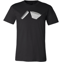 Comb Filter Short Sleeve T-Shirt