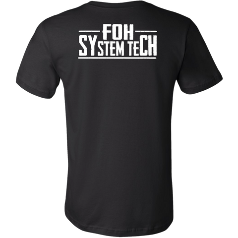 FOH System Tech Crew Shirts And Hoodies