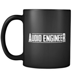 Audio Engineer Crew Coffee Mug