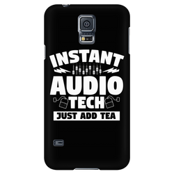 Instant Audio Tech Just Add Tea iPhone Android Cell Phone Case