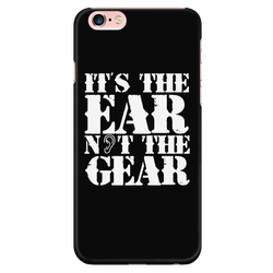 It's the Ear Not the Gear Apple iPhone Case