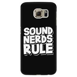 Sound Nerds Rule Android Cell Phone Case