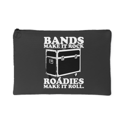 Bands Make It Rock...Roadies Make It Roll Gear Bag