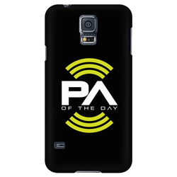PA of the Day Logo iPhone Android Cell Phone Case
