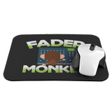 Fader Monkey Mouse Pad