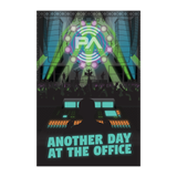 Another Day At The Office Poster (3 sizes)