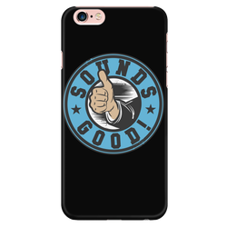 Sounds Good! Apple iPhone Cell Phone Case