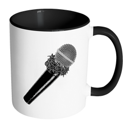 Don't Cup The Mic Coffee Mug