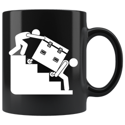 The Load In Guys - Stair Battle Coffee Mug