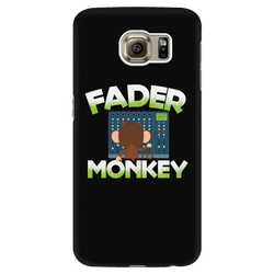 Fader Monkey Android Cell Phone Case