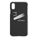 This Is Not A Hammer iPhone Cell Phone Case