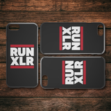 RUN XLR iPhone Cell Phone Case