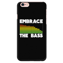 Embrace The Bass Apple iPhone Case