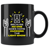 Humming The Light Show Mug