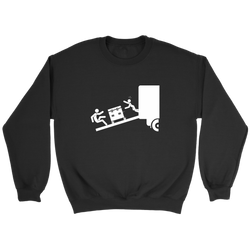 Load In Guys - Runaway Case Sweatshirt