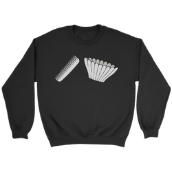Comb Filter Sweatshirt