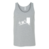 Load In Guys - Runaway Case Tank Top