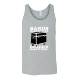Bands Make It Rock...Roadies Make It Roll Tank Top