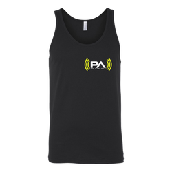 PA of the Day Logo Unisex Tank Top