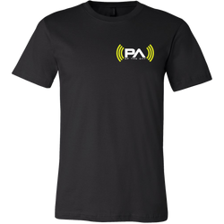 PA of the Day Logo Short Sleeve T-Shirt