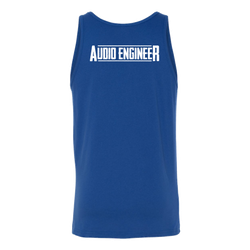 Audio Engineer Crew Tank Top