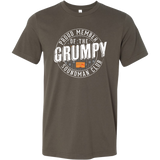 Proud Member of the Grumpy Soundman Club Short Sleeve T-Shirt