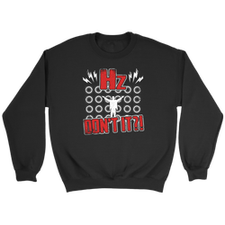 Hertz, Don't It?! Crewneck Sweatshirt