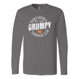 Proud Member of the Grumpy Soundman Club Long Sleeve Shirt