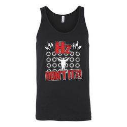 Hertz, Don't It?! Unisex Tank Top